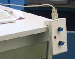 Hand-Held Pulse Generator