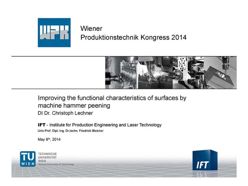 IFT-Improving Functional...